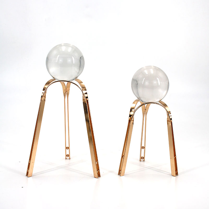 ASIAN QUARTZ Color CAT EYE CRYSTAL BALL SPHERE60-80MM STAND