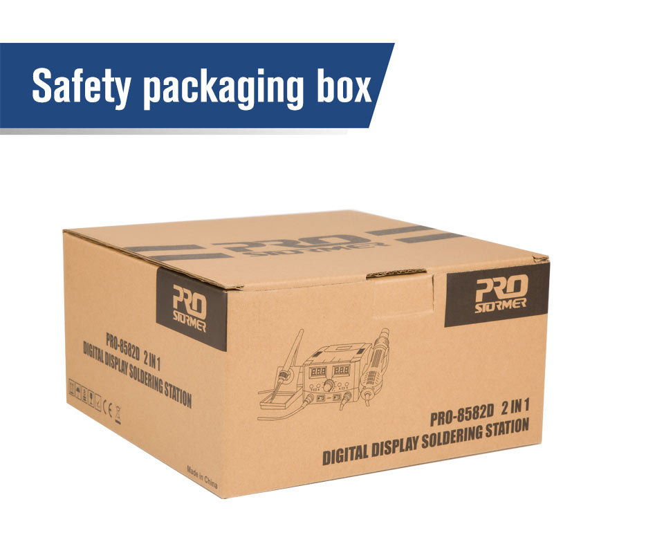 Safety Packing Box
