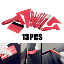 Squeegee Vinyl Cutter Film-Tools-Kit Snap-Off-Blades Utility-Knife Wrap-Window-Tint And