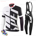 2021 men's specializedfull bicycle clothing spring and autumn bicycle long sleeve bicycle suit custom MTB ROPA ciclismo