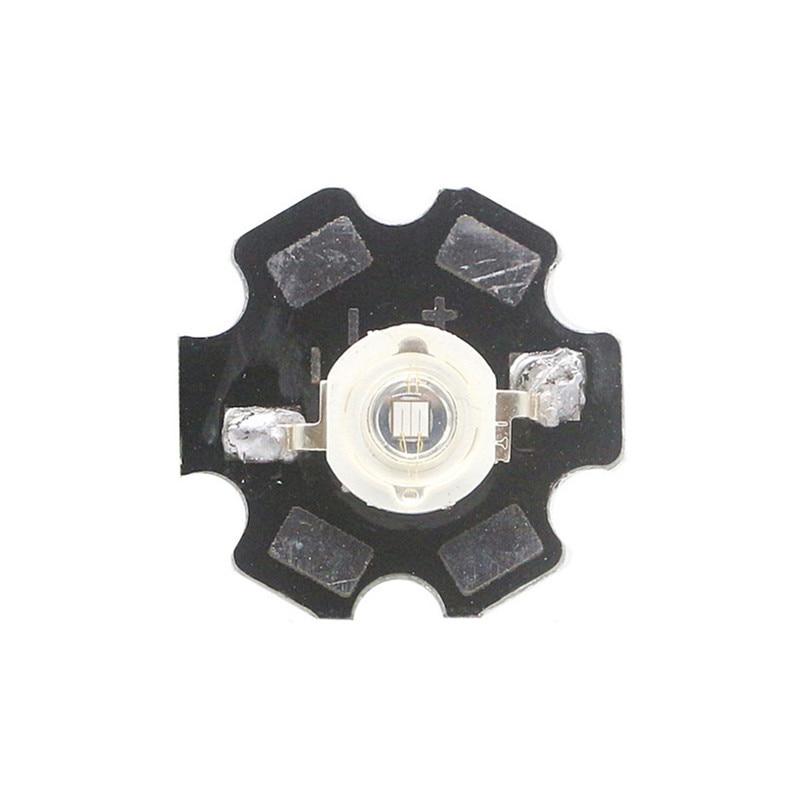 1 Вт 3 Вт Cree высокомощный светодиодный светильник-диодный чип с алюминиевой звездой PCB Теплый Холодный белый красный зеленый синий желтый
