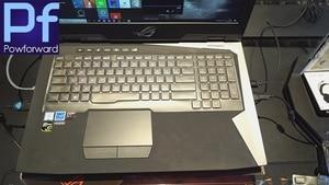 TPU Keyboard Cover Protector skin For ASUS ROG Chimera G703 G703GX G703GI G703GXR G703G GFX72 GX531 G701 G752 G751 High Quality(China)