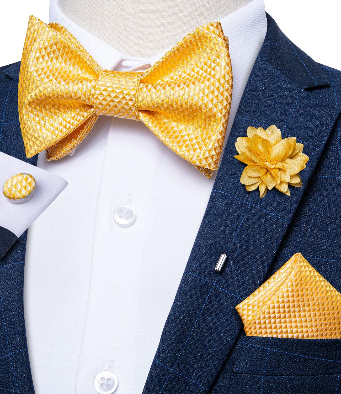 Men's Wedding Party Bow-Ties