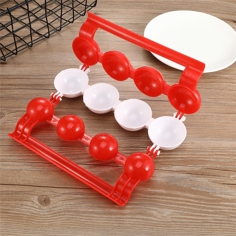New Arrival Meatball Mold Stuffed Fish Balls Maker DIY Homemade Mould Cooking Ball Machine Kitchen Tools Accessories