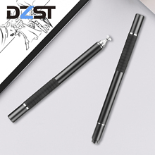 цены DZLST Stylus Pen High Quality Dual Use Screen Touch Pen Capacitive Touch Pen For iPad iPhone Samsung Xiaomi Huawei Tablet Pen