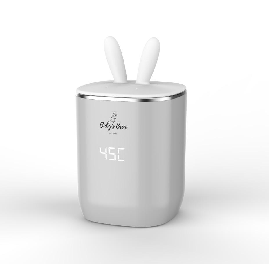 Jiffi Upgraded Baby Milk Warmer 3 gear Smart Heating Milk Fast Warm for Novice Parents
