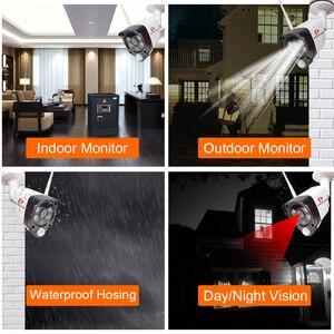 Image 5 - Pripaso 720P 1080P 풀 HD 인간의 탐지 PIR IP 카메라 와이파이 무선 네트워크 CCTV 비디오 감시 보안 카메라 ONVIF P2P