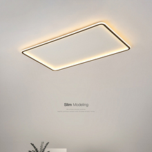 купить New Modern Led Ceiling lights For Living Room Bedroom Study Room White Finished Home Indoor Ceiling lamp fixtures 110V 220V по цене 5373.32 рублей