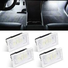 Nuevos accesorios del coche Led luces interiores de coche Tesla modelo 3/modelo X/modelo S에 사용되는 업그레이드 Led 내부장식등 설치하기가 쉬운 LED등