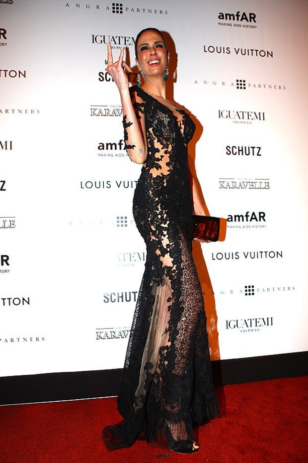 Hot Sales Oscar Red Carpet Lace Mermaid Long Gown One Shoulder Black See Through Celebrity Mother Of The Bride Dresses