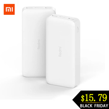 2019 NEW Xiaomi Redmi Original Newest Power Bank 20000mAh 18W Quick Charger 10000mAh Powerbank Fast Charging