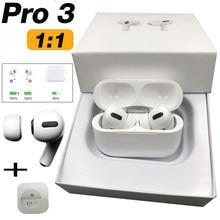 Écouteurs sans fil Bluetooth airpodding 2 Pro 3, oreillettes avec suppression Active du bruit, avec étui de chargement, pour IPhone et iPad
