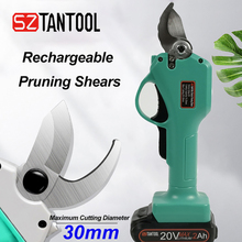 Scissors Shears Pruning-Tools Tree-Garden-Tool Li-Ion-Battery Electric Wireless 20V
