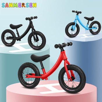 Children Baby Balance Bike Kid Racing Sliding Bike Kids Bike Metal Scooter Baby Walker Ride On Toys For 2-6 Years Old Games
