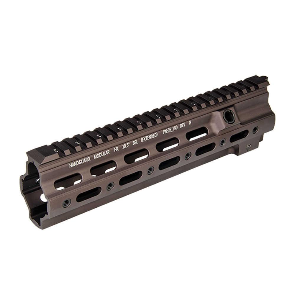 Gel Bal Blaster Smr Rail Handguard G Stijl 10.5 Inch Voor Hk416 Slanke Gratis Float Airsoft Picatinny Mount Bracket Fit m4 M16 Aeg