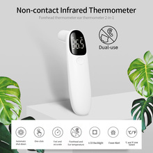 Electronic-Thermometer Forehead Non-Contact Handheld Portable High-Precision