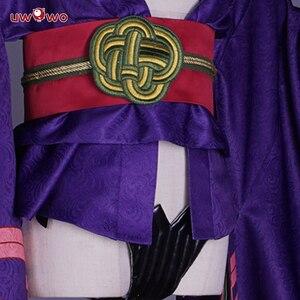 Image 3 - UWOWO Fate Grand Order shuten douji Anime przebranie na karnawał zabójca kobiety kostium jednolity komplet przebranie na karnawał