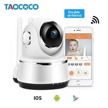 TAOCOCO IP Camera WiFi 1080P/720P Surveillance Camera Baby Monitor Night Vision Home Security Camera Wireless/Wired CCTV Camera