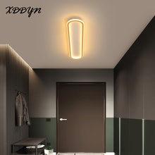 Xddyn современные светодиодные потолочные лампы акриловый и
