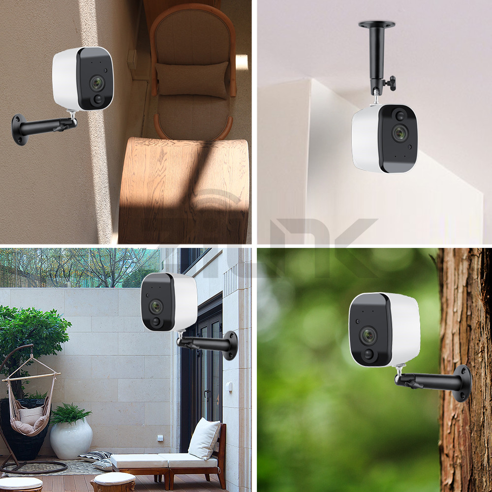 Outdoor IP Camera 1080p HD Battery WiFi Wireless Surveillance Camera 2 0MP Home Security Waterproof PIR Outdoor IP Camera 1080p HD Battery WiFi Wireless Surveillance Camera 2.0MP Home Security Waterproof PIR Alarm Audio Low Power