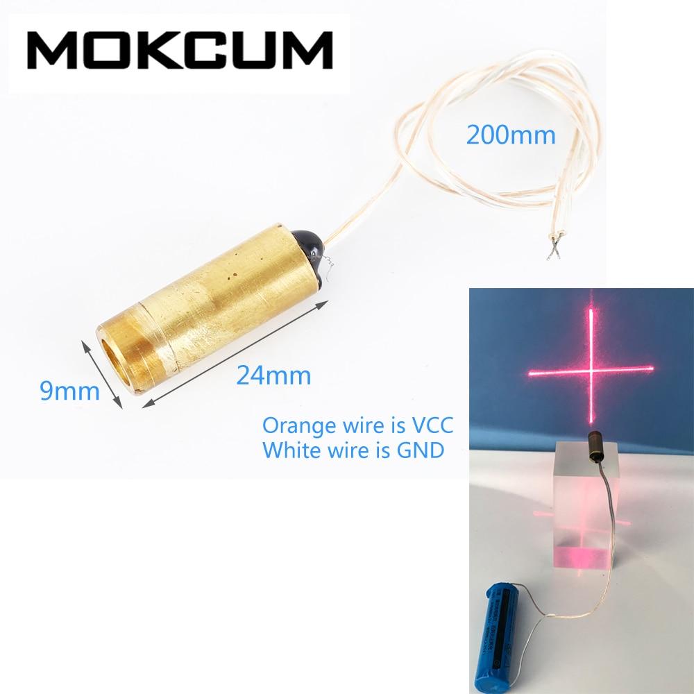 Symbol Laser-Diode-Laser-Pointer Laser Red Cross/line/Dot Horizontal 5mw 650nm 3V Positioning-Light