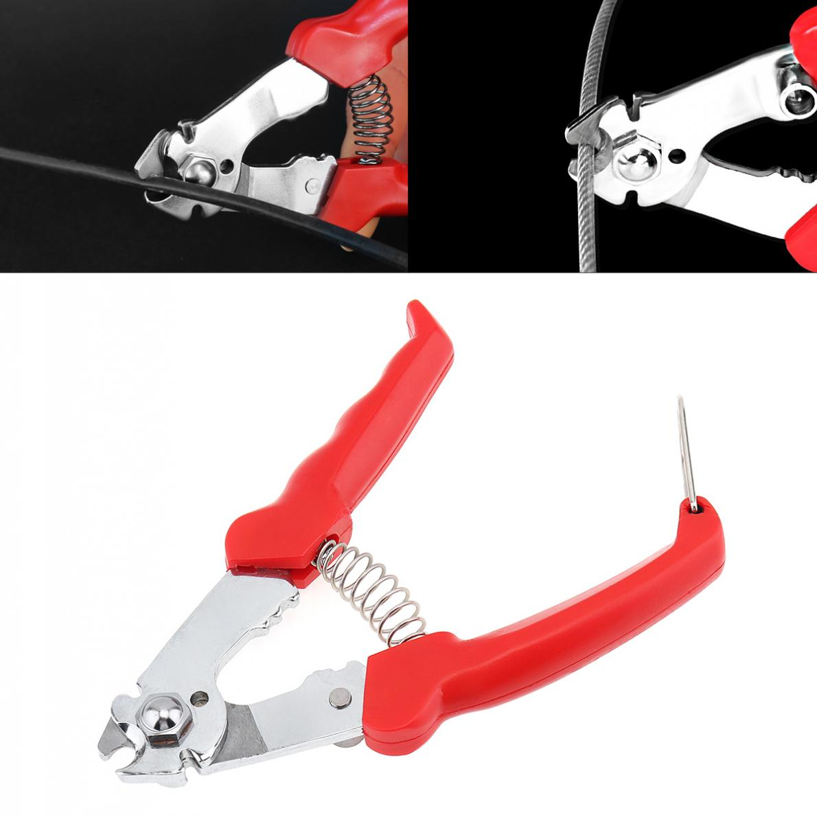 Bicycle Brake Cable Cutter Bike Brake Gear Wire Cable Repair Cutters YS