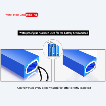 E-akumulator do skutera 36 V 48 V 10Ah 13Ah 15Ah 18Ah 20Ah 23Ah wymiana realizacji-akumulatora kwasowego do 36 v 500w 48 v 750w 1000w silniki tanie i dobre opinie CN (pochodzenie) Rohs 10-20ah Bateria litowa 36V 48V optional 10Ah 13Ah 15Ah 18Ah 20 8Ah Brand Powerful 18650 3 7V 2600mAh Cells