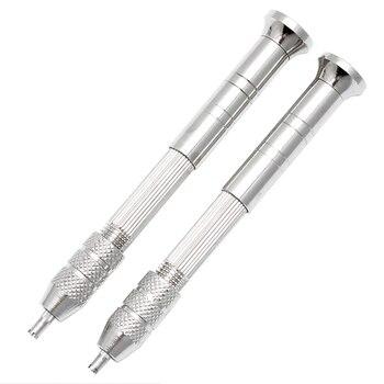 4 puntas 5 puntas 2,75mm cuchillas precisión RM destornillador para el cambio de reloj RICHARD MILLE correa de goma bisel caso tornillo trasero