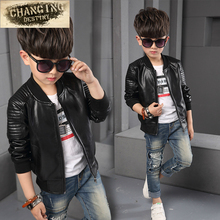 2 - 17 Years Kids Thin Section Baby Boy Jackets Children Sol