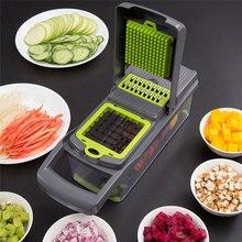Multifunctional Vegetable Cutter Kitchen Accessories Slicer Fruit Cutter Potato Peeler Carrot Cheese Grater Vegetable Slicer