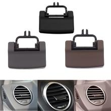 Автомобильный передний A/C Кондиционер Вентиляционный Выход Tab зажим Ремонтный комплект для Mercedes Benz W164 X164 ML GL Авто запасные аксессуары