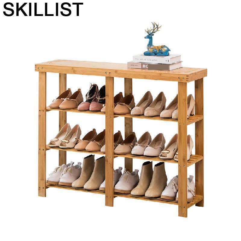 Per La Casa font b Closet b font Gabinete Range Organizador De Zapato Mobilya Meuble Chaussure