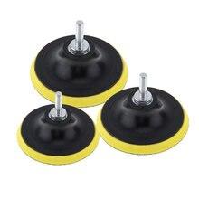 4 ''5 дюймов 100 мм/125 мм шлифовальные колодки диски