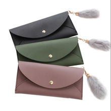 Fashion Women Wallets PU Leather Long Wallet Student Simple Personality Card Wallet Lady's Clutch Bag Purse Money Bag цена 2017