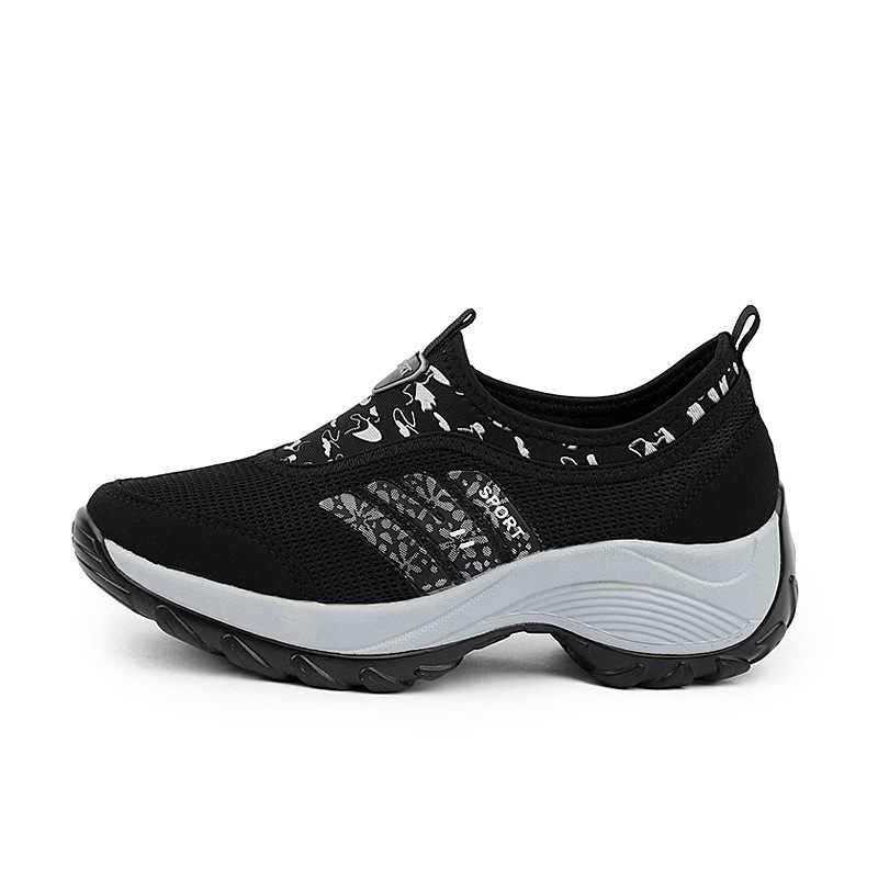 Herbst Neue Stil Dick Mit Flachem Boden Plattform Sportschuhe Frühling Und Herbst Studenten Low-cut Schuhe Beiläufige Laufende Schuhe Trendy sho