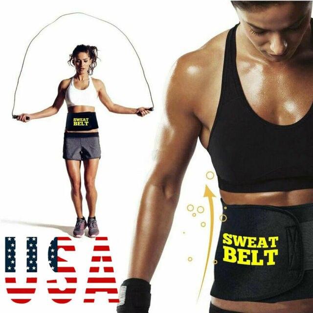Belt Men Sweat Shaper Body Neoprene Sport Corset Waist Sauna Women Belly Trainer 2