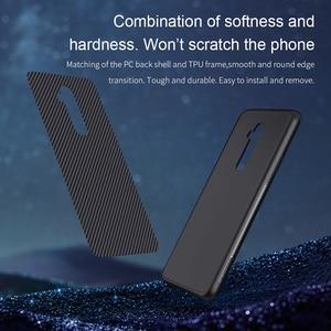 Image 3 - עבור OnePlus 7T פרו מקרה עבור אחד בתוספת 8 NILLKIN מחשב TPU סיליקון ספורט סגנון חזרה כיסוי OnePlus 7 מקרה כיסוי OnePlus 7 פרו מקרה