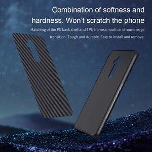 Image 3 - ل OnePlus 7T برو حافظة لهاتف One plus 8 NILLKIN قطعة بولي يوريثان سيليكون الرياضة نمط الغطاء الخلفي OnePlus 7 حافظة هاتف OnePlus 7 Pro