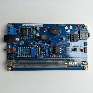 Image 4 - Ücretsiz kargo DIY Geiger sayacı modülü monte DIY Geiger sayacı kiti Miller tüp GM tüp nükleer radyasyon dedektörü radyasyon