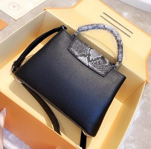 Дизайнерские Роскошные сумочки, кошельки, сумка Taurillon, сумки на плечо, женские сумки через плечо, сумка из натуральной кожи, кошелек, сумки BB