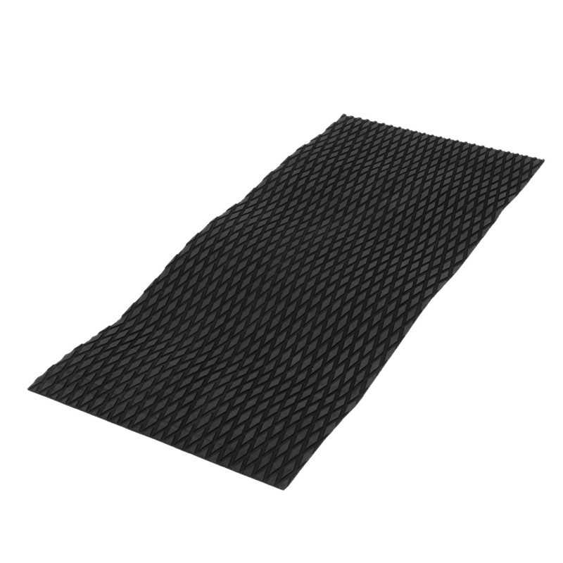 Scooter d'eau antidérapant Marine plancher synthétique Eva mousse feuille 37X92Cm Jet-Ski noir planche de surf tapis motomarine Skis Slip