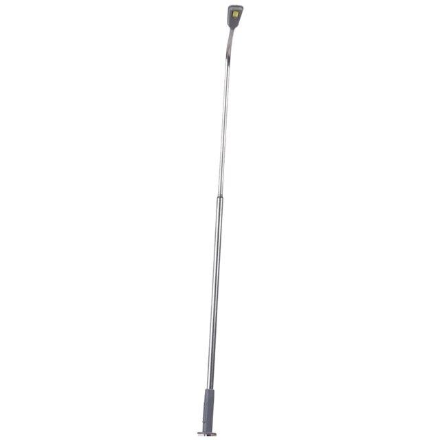 10 pcs Model LED Street Lamp Lighting Single Head Train Layout Landscape 1: 100 6