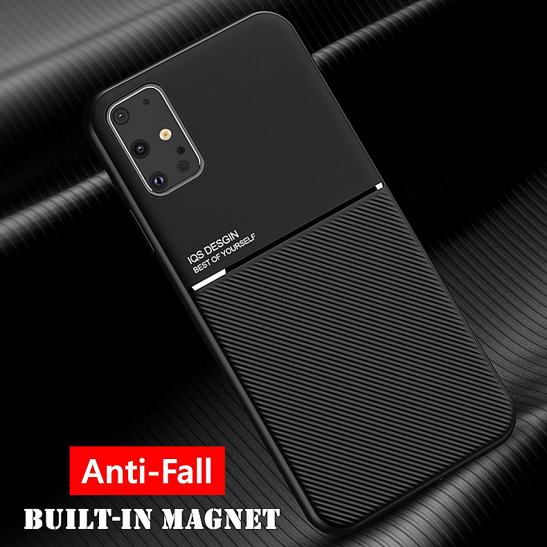 For Samsung Galaxy S20 S10 S9 S8 Plus Lite Ultra Magnet Case Cover For Samsung A51 A50 A71 A30S A21S M21 A30 A70 A10 M31 Case(China)