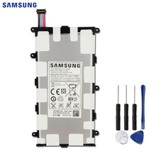 SAMSUNG Original Replacement Battery SP4960C3B For Samsung GALAXY Tab 7.0 Plus P3100 P3110 P6200 P6210 Authentic Tablet Battery недорого