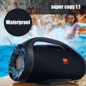 Wireless Speaker Subwoofer Sound-Box Bass HIFI Fm-Radio Bluetooth Stereo Outdoor Portable
