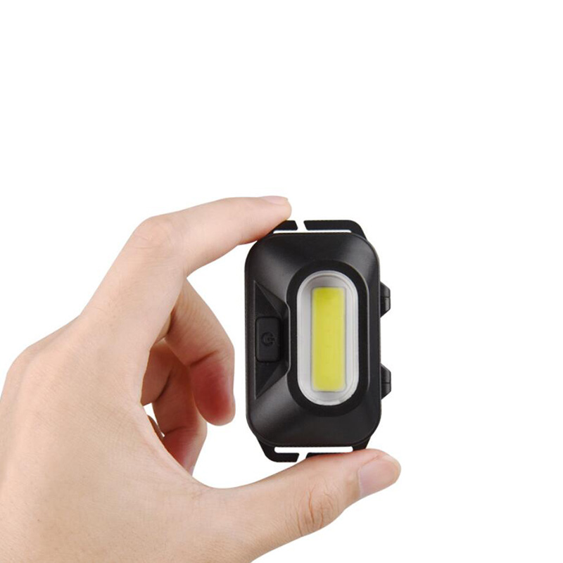 Mini COB LED Headlamp Hoofdlamp Frontal Head Torch Flashlight Headlight High Power Camping Fishing Light Lamp  Lantern AAA