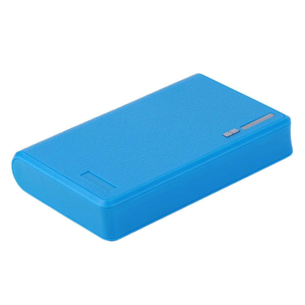 Obudowa Power banku DIY 4*18650 etui na powerbank spawanie Power Bank ładowarka Case zestawy modułów PCBA