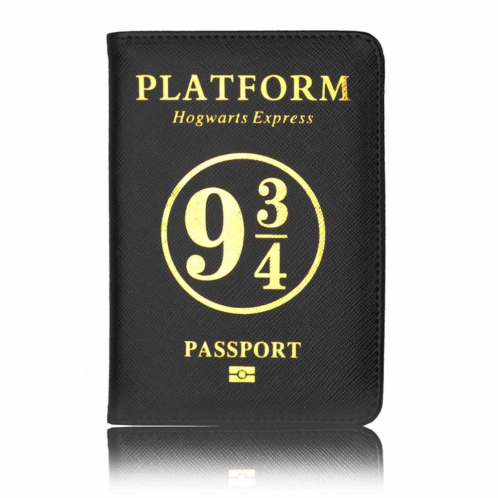 Case Passport-Cover Harri-Series Gryffindor Toys Gift Multifunctional Platform Logo-Printed