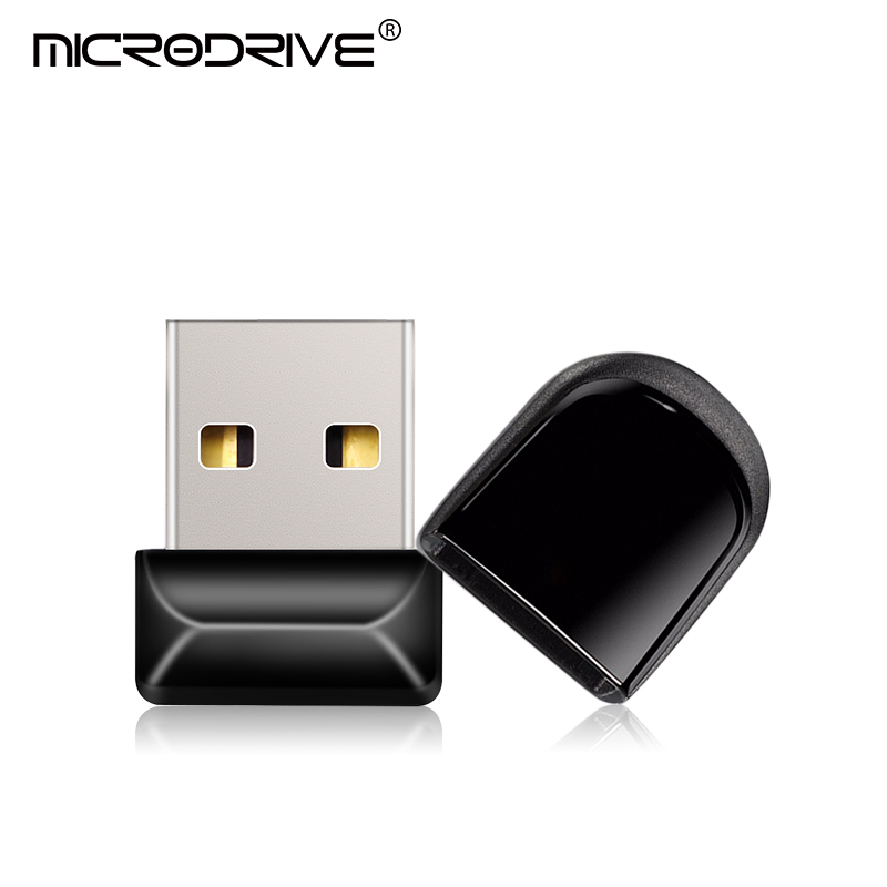 USB 2,0 8GB 16GB 32GB Super mini schwarz-Stick 64GB 128GB Stick Pen drive usb Stick kleine U disk beste geschenk