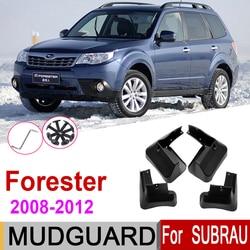 Paralama para subaru forester 2009 sh 2012 2011 2010 2008 2007 fender frente traseira mud flaps guarda respingo aleta acessórios do carro